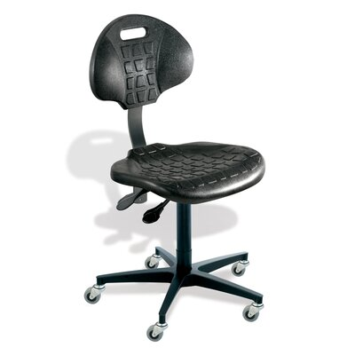 UniqueU Task Chair Color: Avant Black Product Photo 6821