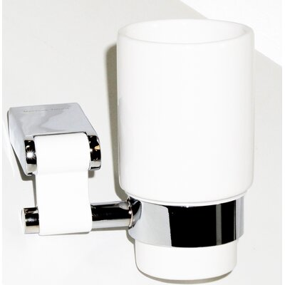 Iris Wall Toothbrush Holder 6105