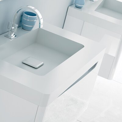 Combest 32 Wall Mount Bathroom Vanity Set