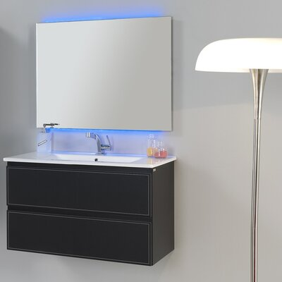 Cuero 32 Bathroom Vanity Set