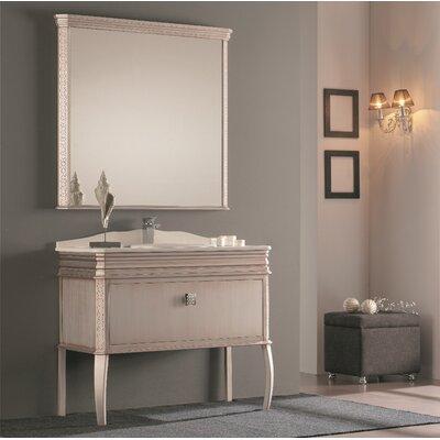 Botkin 32 Single Bathroom Vanity Set Top Finish: Marble