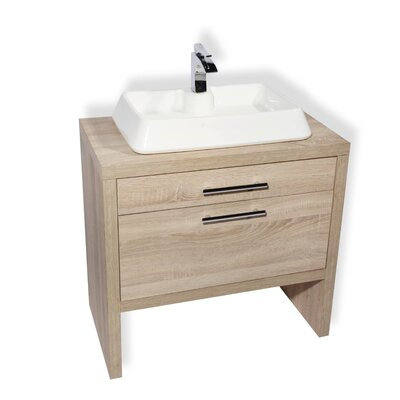 Montreal 24 Single Bathroom Vanity Set