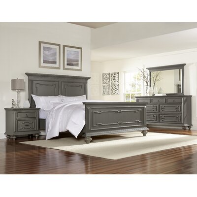 Alstrom Panel Configurable Bedroom Set