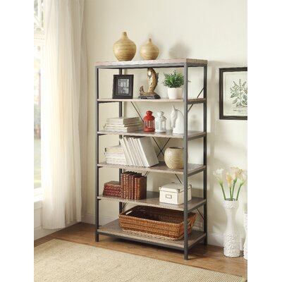 Daria Bookcase Size: 72 H x 40 W x 18 D Product Photo 38
