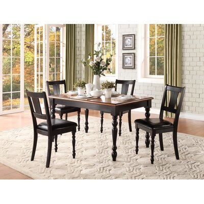 Laurel Grove 5 Piece Dining Set