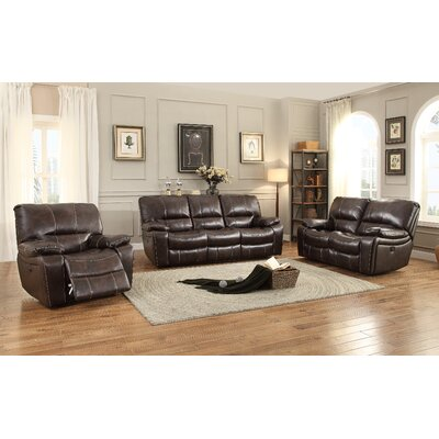 8435-3PW Homelegance Living Room Sets