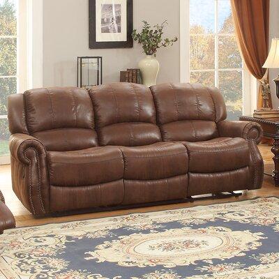 8589-3 BOME1197 Homelegance Levasy Reclining Sofa