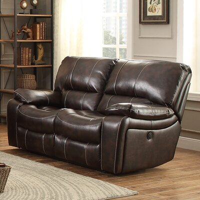 8435-2PW BOME1284 Homelegance Timkin Power Reclining Loveseat
