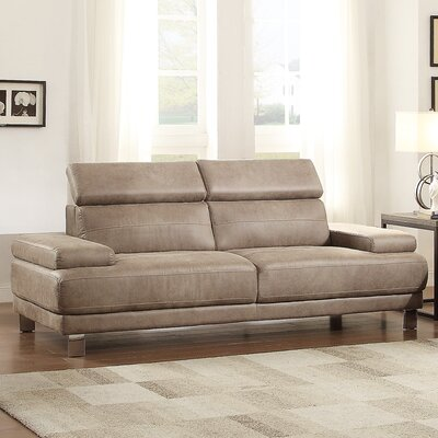 8434-3 BOME1290 Homelegance Tribune Reclining Sofa