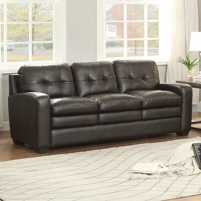 8422-3 BOME1347 Homelegance Urich Leather Sofa