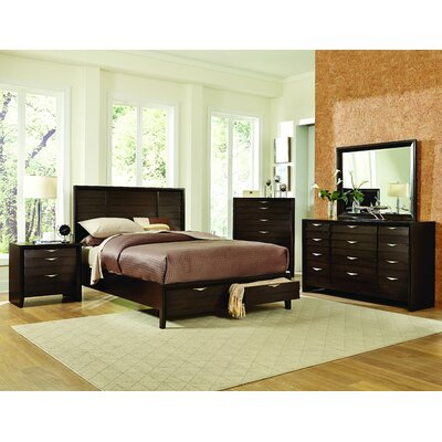 Arezzo Platform Customizable Bedroom Set