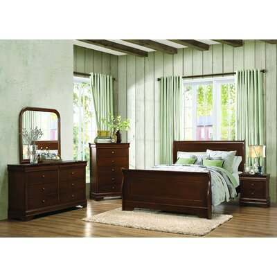 Abbeville Sleigh Configurable Bedroom Set