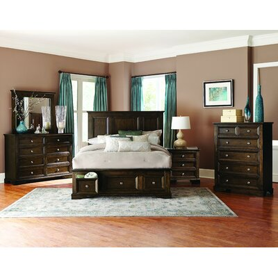 Eunice Platform Customizable Bedroom Set