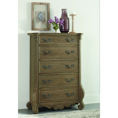 Chrysanthe 5 Drawer Chest