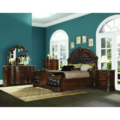 Antoinetta Panel Configurable Bedroom Set