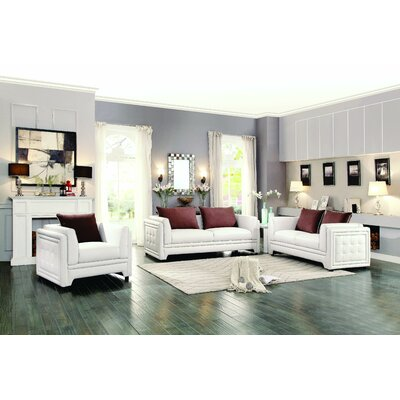 Azure Configurable Living Room Set