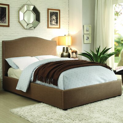 Virden Upholstered Platform Bed Size: Full