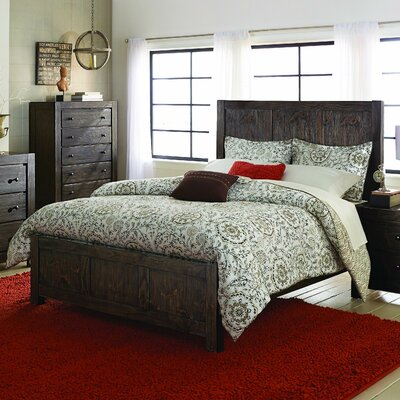 Farrin Panel Bed Size: Queen