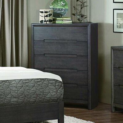 Lubbers 5 Drawer Chest