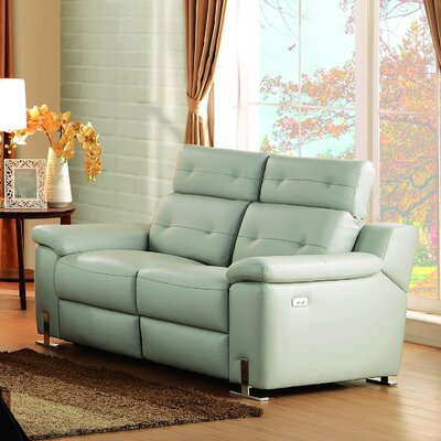 Vortex Reclining Loveseat