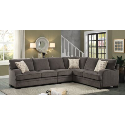 Alamosa Reversible Sectional