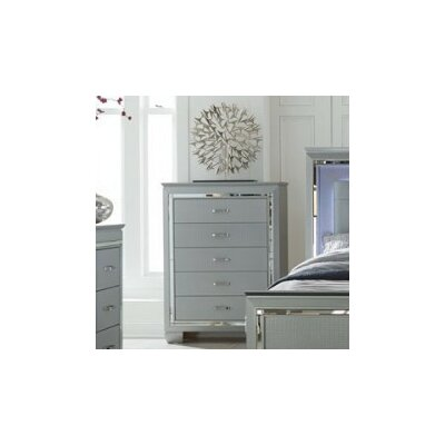 Allura 5 Drawer Chest
