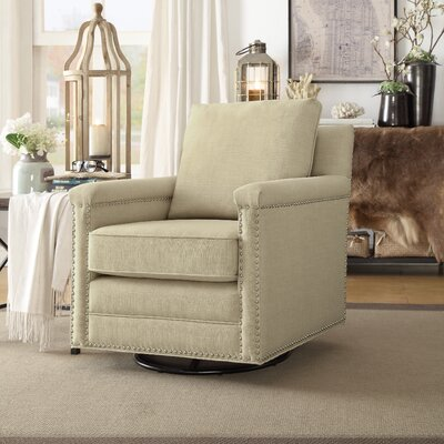 Mazzariello Swivel Armchair