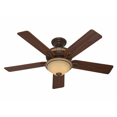 52 Aventine 5 Blade Ceiling Fan with Remote image
