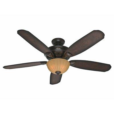 56 Markley 5 Blade Ceiling Fan image