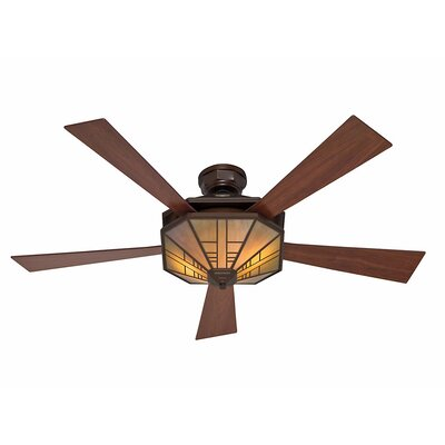 54 Mission 5 Blade Ceiling Fan image