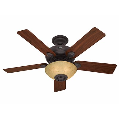 52 Westover 5 Blade Ceiling Fan with Remote
