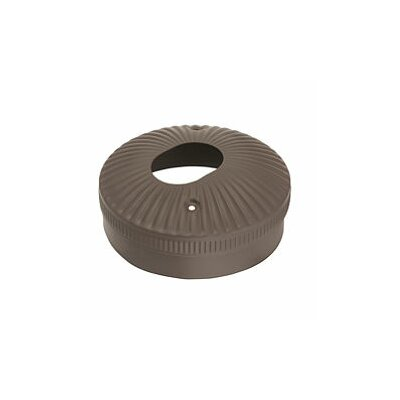 Vaulted Ceiling Mount Finish: Brown