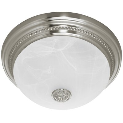 Bathroom Exhaust  on Hunter Fans Ashbury Bathroom Exhaust Fan In Brushed Nickel   Wayfair