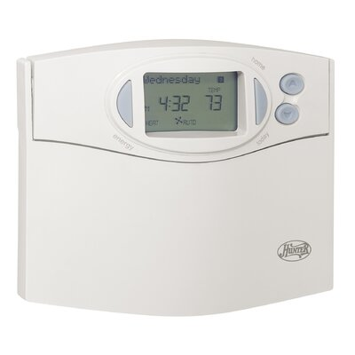 Credit for Auto Saver Programmable Thermostat ...