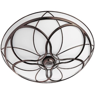 Bathroom Exhaust  on Hunter Fans Orleans Bathroom Exhaust Fan In Light Imperial Bronze