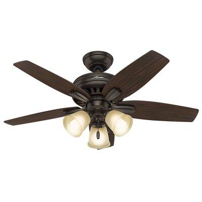 42 Newsome 5-Blade Ceiling Fan