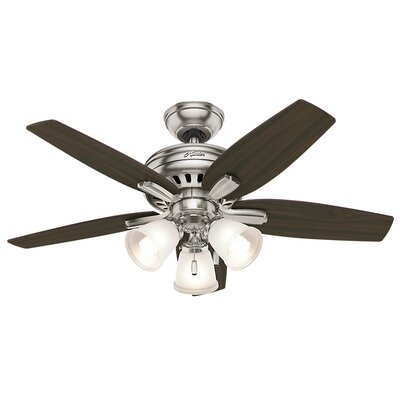 42 Newsome 5-Blade Ceiling Fan