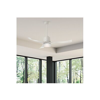 54 Symphony 3 Blade LED Ceiling Fan with Wifi Capability with Remote
