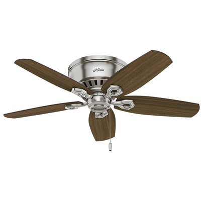 42 Builder Low Profile 5-Blade Ceiling Fan