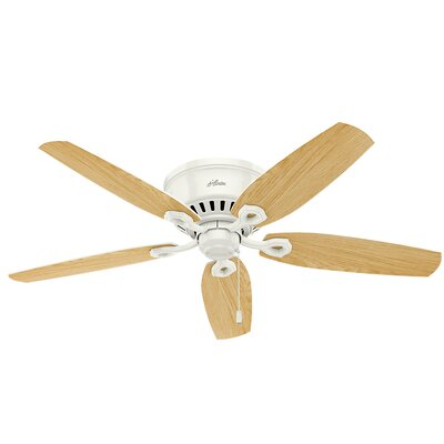 52 Builder Low Profile 5-Blade Ceiling Fan