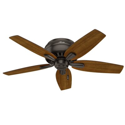 42 Newsome Low Profile 5-Blade Ceiling Fan