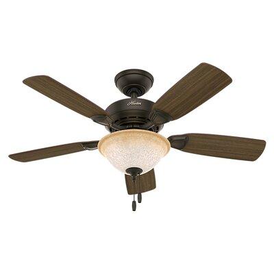 44 Auberville 5-Blade Ceiling Fan