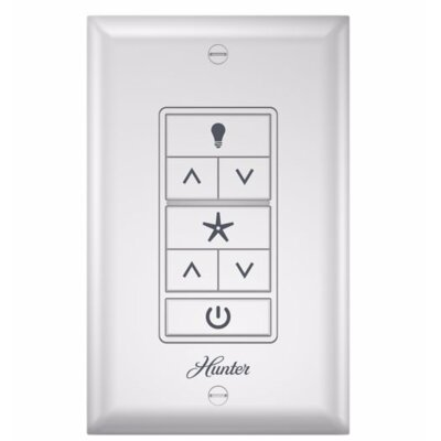 Universal Wall Mounted Remote Fan Control