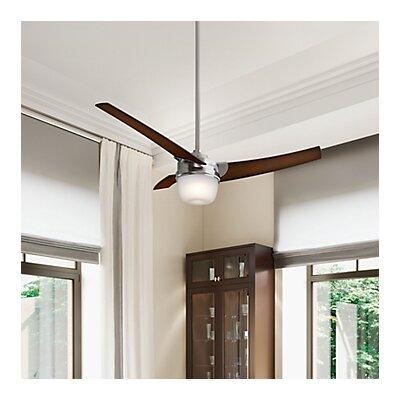 Eurus 54-Inch Single Light 3-Blade Ceiling Fan