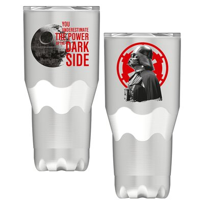 Stars Wars Dark Side 30 oz. Stainless Steel Every Day Glass 99209
