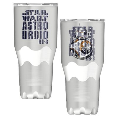 Star Wars 30 oz. Stainless Steel Every Day Glass 99309