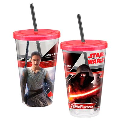 Star Wars Episode VII 18 oz. Insulated Tumbler 99514