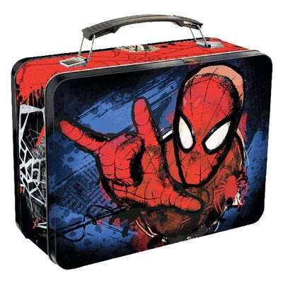 Marvel Spider-Man Large Tin Box 26060