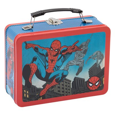 Marvel Spider-Man Large Tin Box 55525