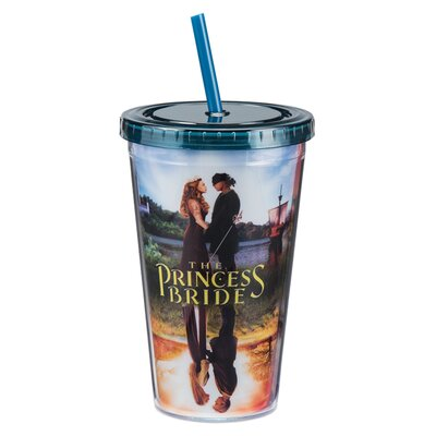 The Princess Bride Acrylic 18 Oz. Travel Cup 24014